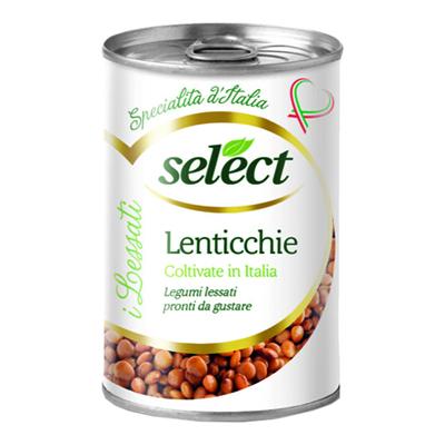 SELECT GR.400 LENTICCHIE IN LATTA I LESSATI