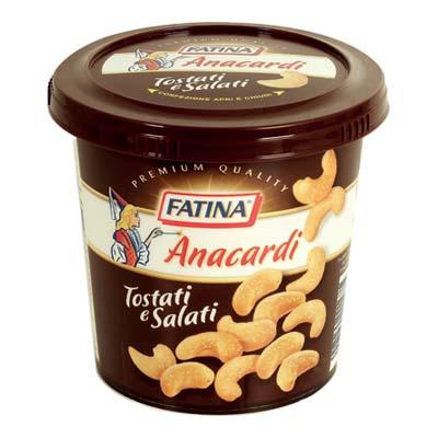 FATINA ANACARDI SALATI GR.200BARATTOLO