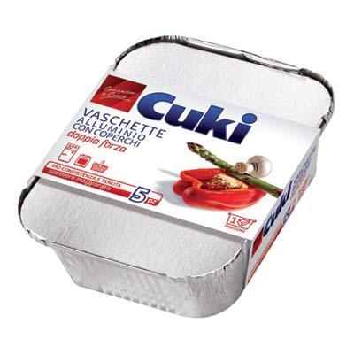 CUKI CONTENITORE CALDO GELO R31 CON COPERCHIO