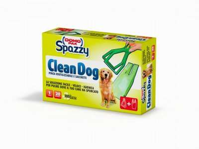 DOMOPAK CLEAN DOG X 30SACCHETTI