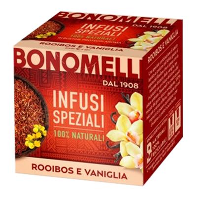 BONOMELLI INFUSO ROIBOS / VANIGLIA 10 FILTRI