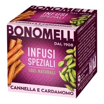 BONOMELLI INFUSO CARDAMOMO/CANNELLA 10 FILTRI