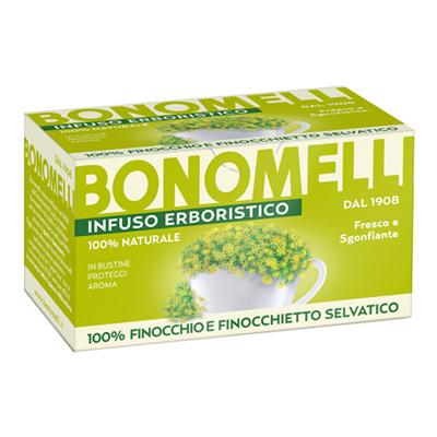 BONOMELLI INFUSO FINOCCHIO E FINOCCHIETTO 16      FILTRI