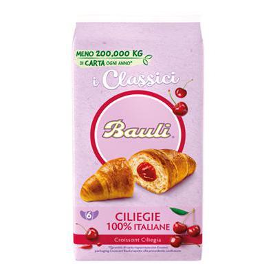 BAULI CROISSANT CILIEGIA X 6(PASSIONE ALLA CILIEGIA)