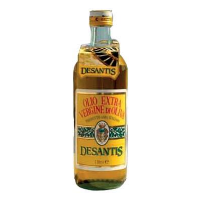 DESANTIS OLIO EXTRA VERGINE 100% ITALIANO NON FILTRATO LT.1