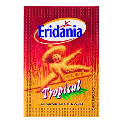 ERIDANIA ZUCCHERO TROPICAL INBUSTINE GR.5 DISPENSER GR.750
