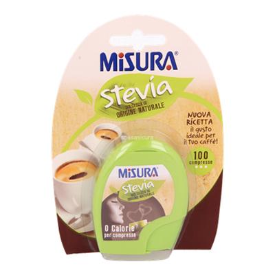 MISURA STEVIA DISPENSER 100 COMPRESSE