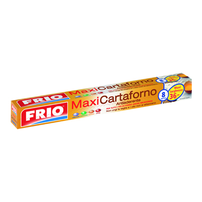 FRIO CARTA FORNO MT.8 MAXI H36