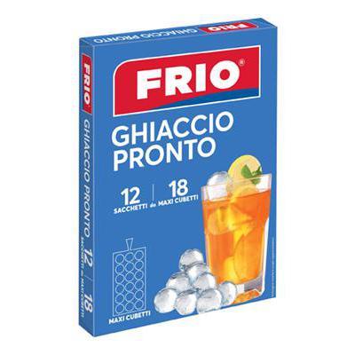 FRIO GHIACCIO PRONTO X 12 SACCHETTI