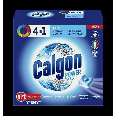 CALGON TABS X 15 GR.250