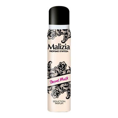 MALIZIA DEO SPRAY SECRET MUSKML.100