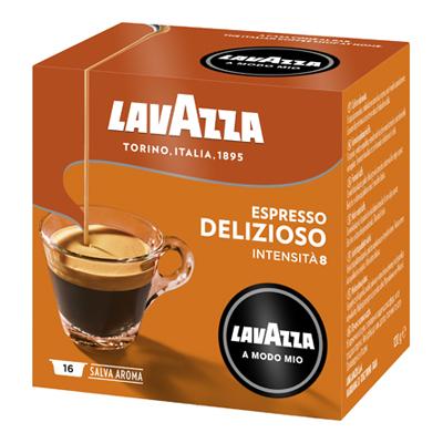 LAVAZZA CAPS 16 ESPRESSO DELIZIOSO  DOLCEGUSTO