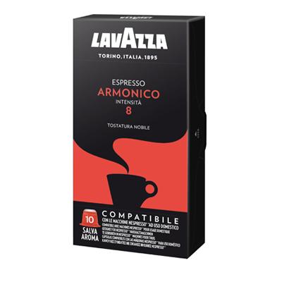 LAVAZZA ESPRESSO ARMONICO CAPSX10