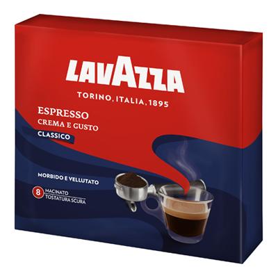 LAVAZZA ESPRESSO CREMA&GUSTO GR.250X2