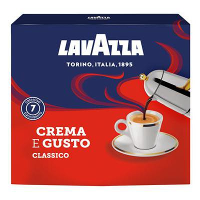 LAVAZZA CREMA & GUSTO GR.250 X2
