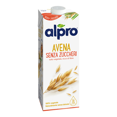 ALPRO DRINK AVENA SENZA ZUCCHERO LT.1