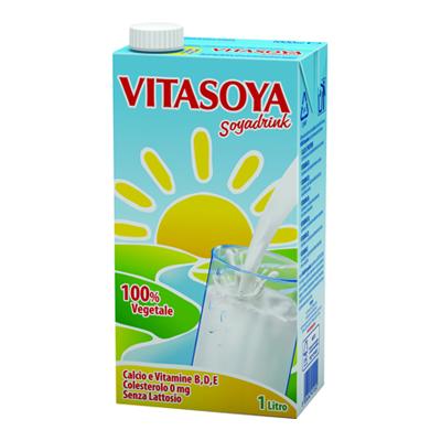 VITASOYA SOIADRINK TAPPO SQUARE LT.1