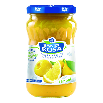 SANTA ROSA CONFETTURA CLASSICAGR.350 LIMONI