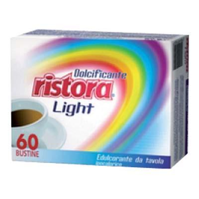 RISTORA DOLCIFICANTE LIGHT X 60 BUSTE