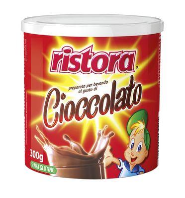 RISTORA CIOCCOLATO SOLULUBILELATTINA GR.300