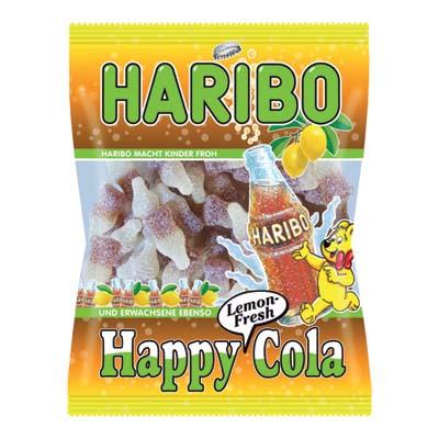 HARIBO FRIZZY HAPPY COLA GR 175 65133