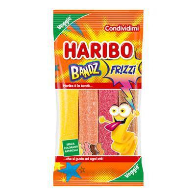 HARIBO BUSTA FRIZZI BANDZ GR.200