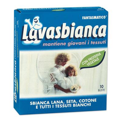 LAVASBIANCA 10 BUSTE