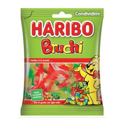 HARIBO BRUCHI BUSTA GR.175COD.35136