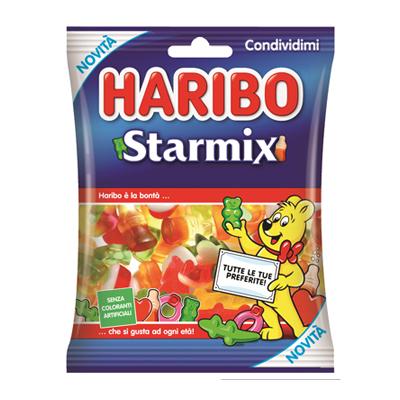 HARIBO STARMIX BUSTA GR.175