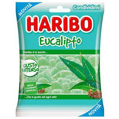 HARIBO BUSTA EUCALIPTO GR.140