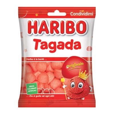 HARIBO BST TAGADA GR.175COD.35148