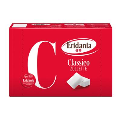 ERIDANIA ZUCCHERO CLASSICO QUADRETTI KG.1