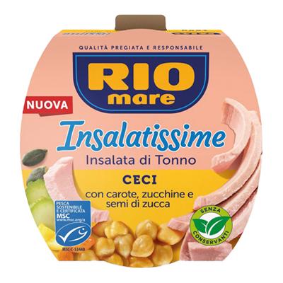 RIO MARE INSALATISSIME GR.160CECI