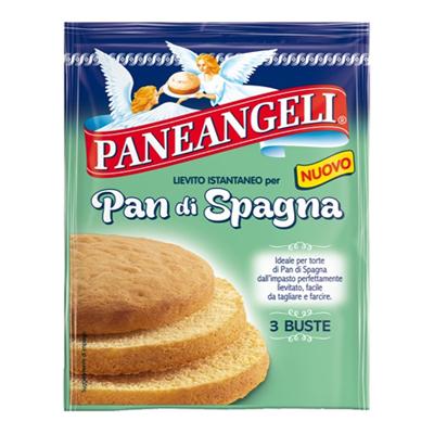 PANEANGELI LIEVITO PAN DI SPAGNA X3 GR.33