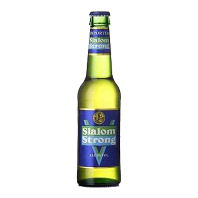 BIRRA SLALOM STRONG LAGER 9� CL.33