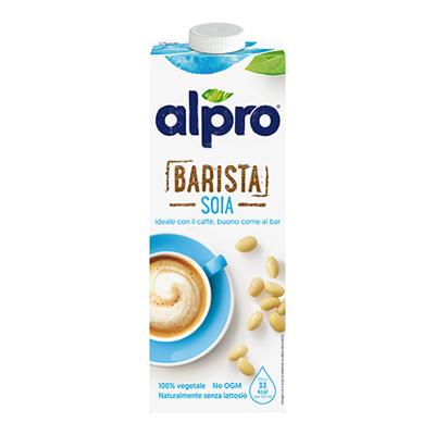 ALPRO SOYA DRINK BARISTA LT.1CALCIO