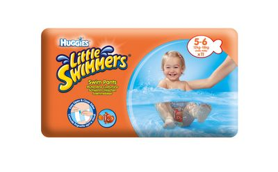 HUGGIES LITTLE SWIMMERS LARGE11X8