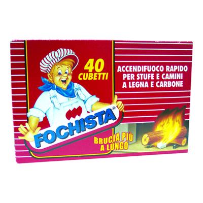 FOCHISTA X 40 TAVOLETTE