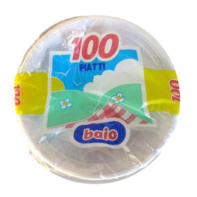 BAIO PIATTI BIANCHI 203 FONDIX100
