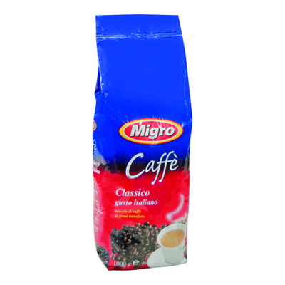 MIGRO CAFFE'GRANI KG.1 CLASSICITALIANO