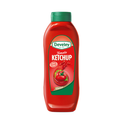 DEVELEY KETCHUP SQUEEZE ML.875