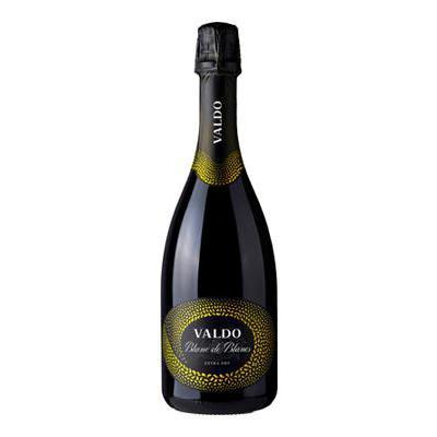 VALDO ORO BLANC DE BLANCS 11�CL.75 E.DRY VINO SPUMANTE