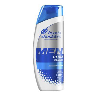 HEAD & SHOULDERS SHAMPOO FORMEN IDRATANTE ML.225