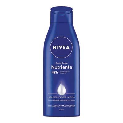 NIVEA CREMA FLUIDA NUTRIENTE ML.250