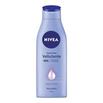 NIVEA FLUIDA VELLUTANTE ML.250