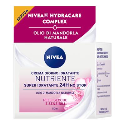 NIVEA VISAGE CREMA GIORNO NUTRIENTE ML.50