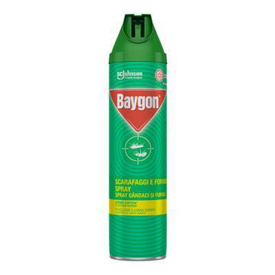 BAYGON SPRAY ML.400 SCARAFAGGI/FORMICHE