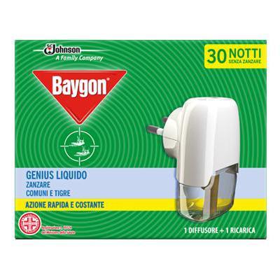 BAYGON LIQUIDO BASE 30 NOTTI