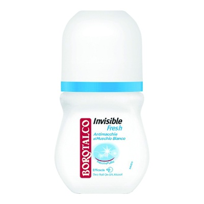 BOROTALCO DEO ROLL ON ML.50 INVISIBLE FRESH