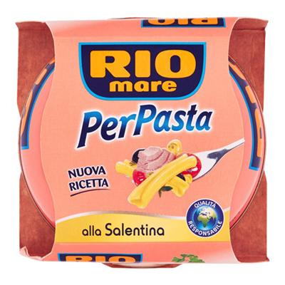 RIO MARE PER PASTA SALENTINA GR.160